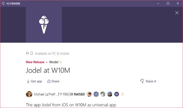 Wodel | AppRaisin