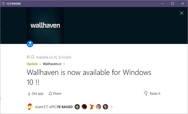 wallhaven | AppRaisin