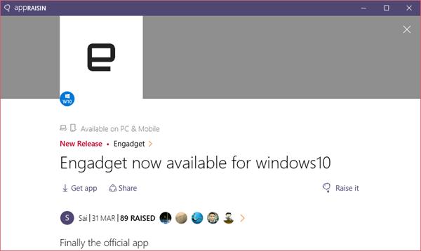Top Rising Windows Apps of the Week #20 – AdDuplex blog